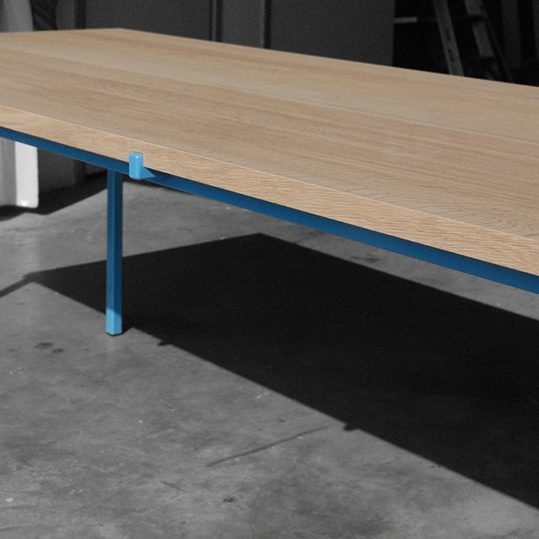 Tafel blauw 1